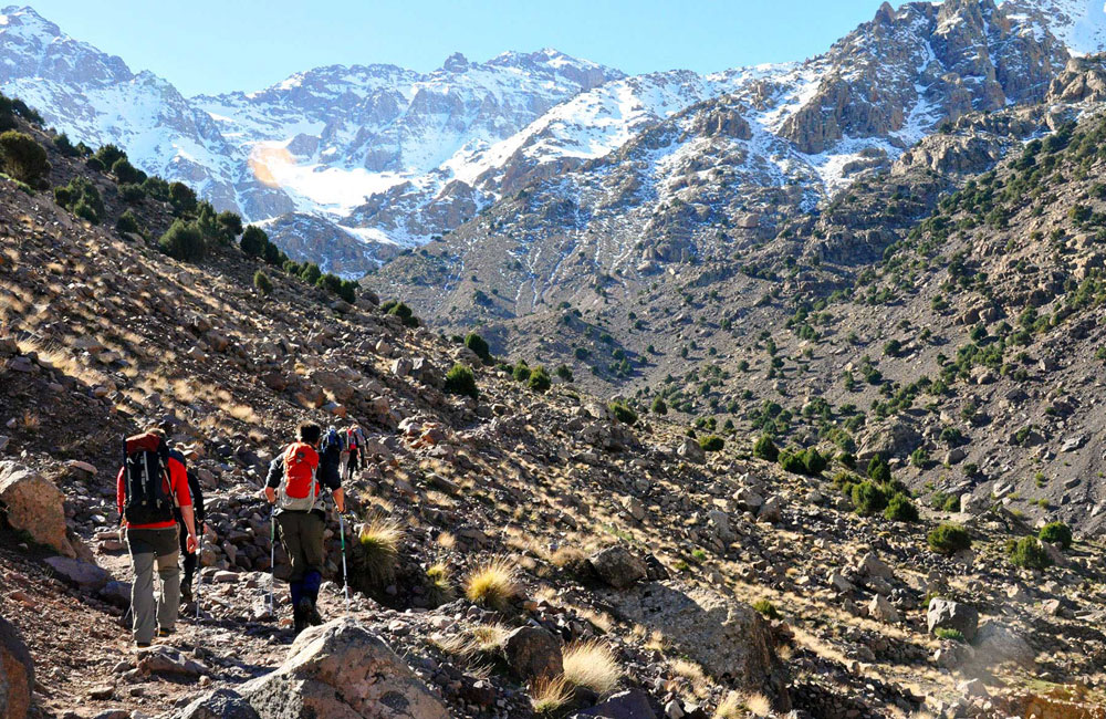 Trekking-of-Toubkal-from-Imlil-3