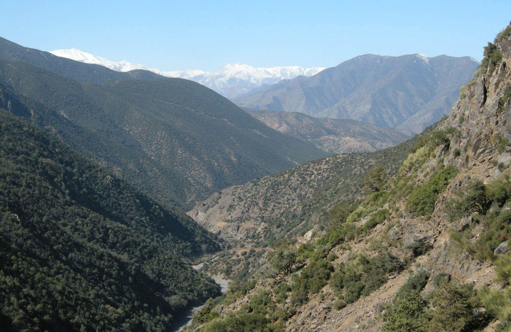 Trek-from-Ouirgane-to-Tiziane-Summit-Mount-Toubkal-3