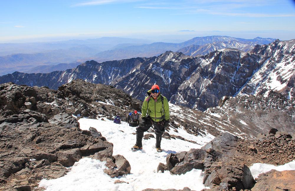 Trekking-of-Toubkal-from-Imlil-6