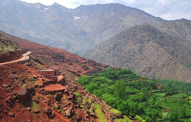 2-Day-Atlas-Mountain-Valley-Trekking-Ouirgane-Imlil_-(2)
